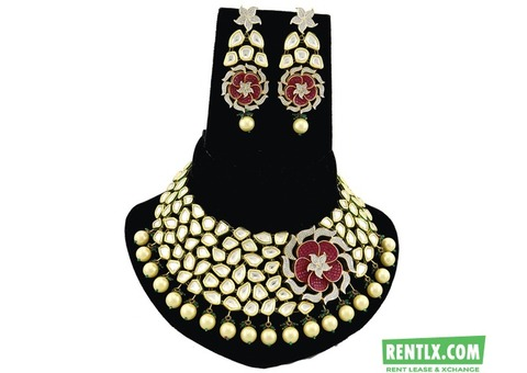 Bridal Jewellery On Rent in Delhi