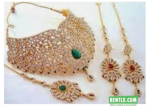 Bridal jewellery for Rent in Delhi
