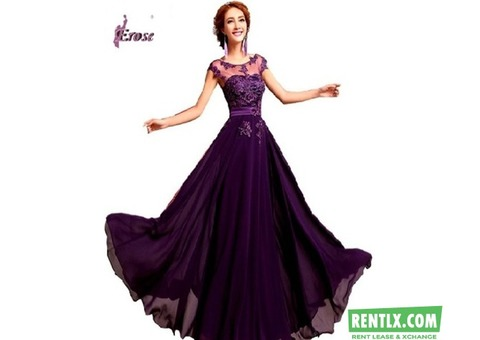 Party Dress on Rent in NCR
