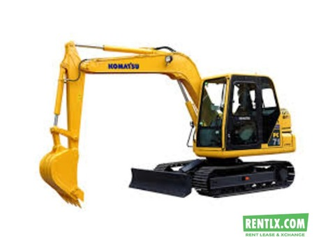 Excavators Monthly Hire in Kolkata