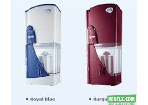 Water Purifier on Rent in Delhi