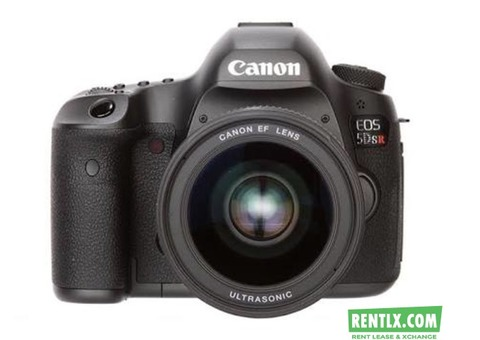Canon 5dsr Camera on Rent in Noida