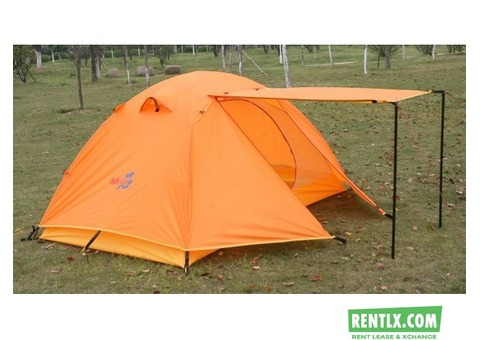 4-Season camping tent on Rent in Delhi