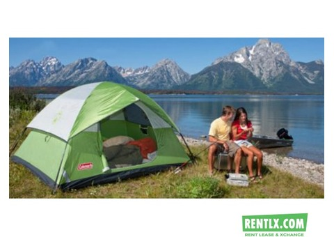 Coleman Sundome 3-Person Tent on Rent in Mumbai