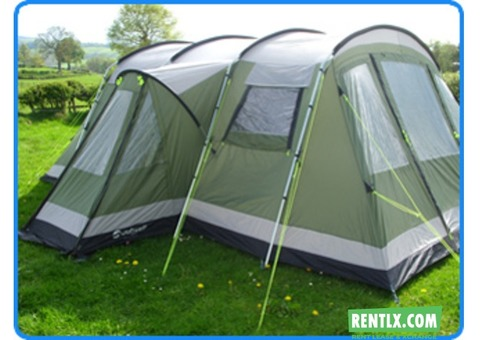 Camping Tent on Rent in Chennai