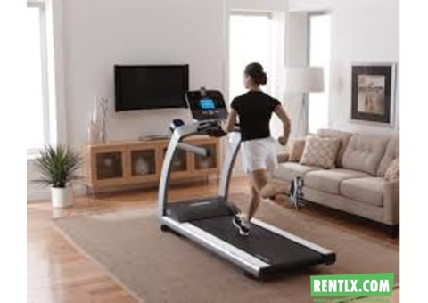 Treadmill on Rent in Hyderabad