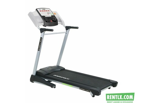Cross trainer Treadmill on rent in Hyderabad