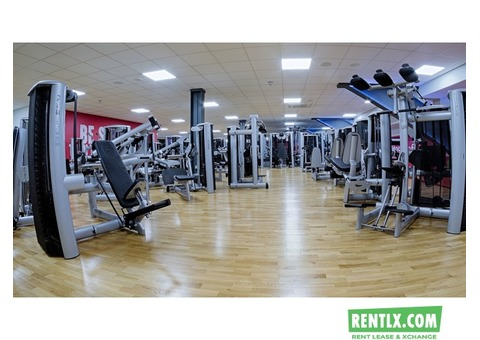 Gym equipments and machines for rent in Bangalore