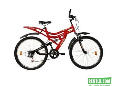MTB BiCycle on rent in Chennai