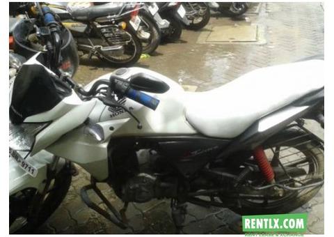 Bike on Rent in Mumbai