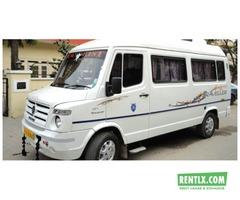 Tempo traveler on Rent in in Jaipur