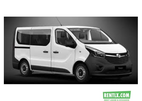 Mini Bus or Van For Rent in Chennai