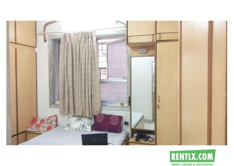 1 BHK Fully Furnished Flat on Rent in Mumbai
