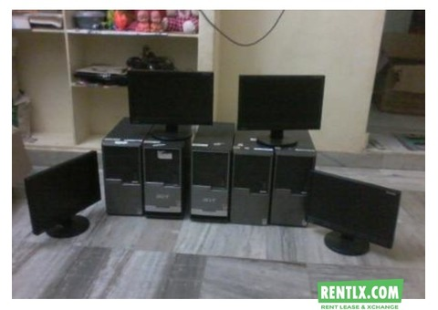Desktops on Rent in Vizag
