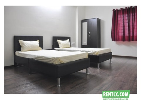 Fully furnished flats on sharing for boys on Rent in Hyderabad
