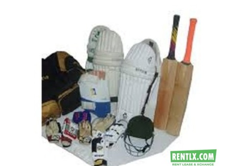 Cricket Kit On Rent in Pune