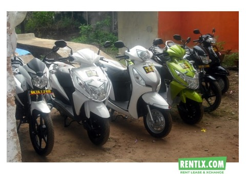 Motorbike & Scooter Hire on Hire in Goa