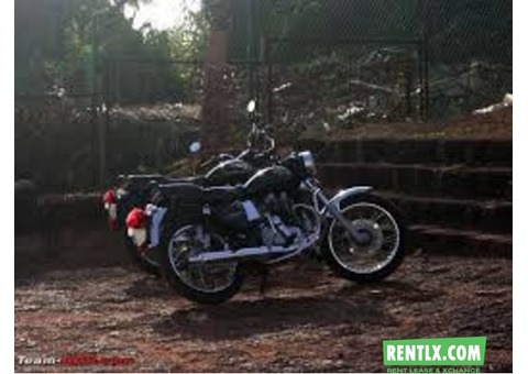 Motor Bike on Rent in Goa