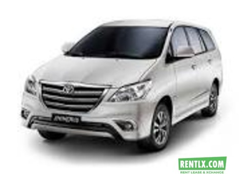 Toyota Innova Car on Rent in Mumbai