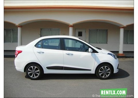 Hyundai Xcent For rent or Lease in Chennai