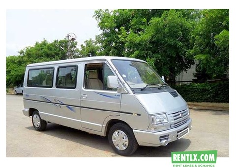 TATA WINGER ON RENT IN MUMBAI