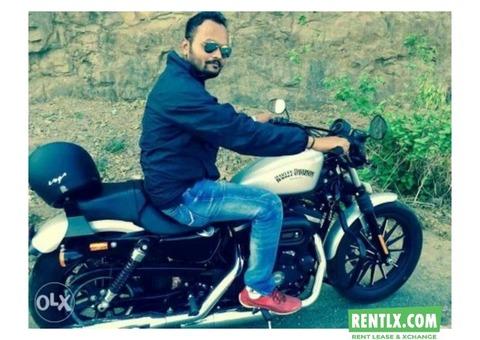 Harley Davidson - Iron 883 on Rent in Pune
