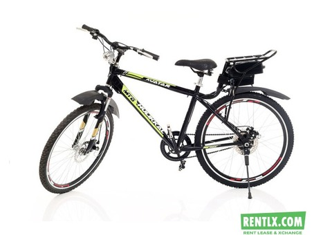 EBike on Rent in Pune