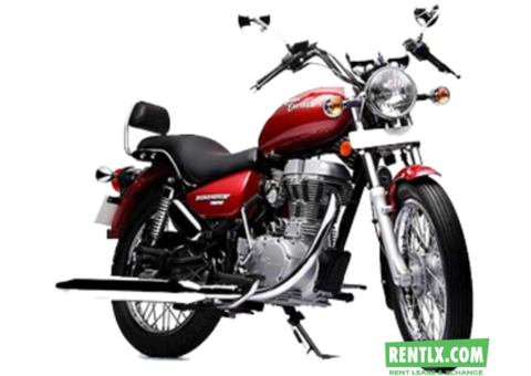 Motorcycle on rent in Pune