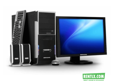 Computers on Rent in Kolkata