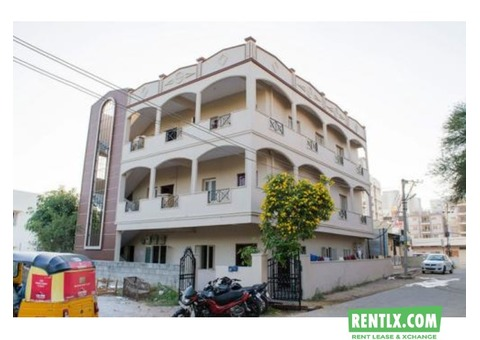 Flat on Sharing for boys on Rent in madhapur, Hyderabad