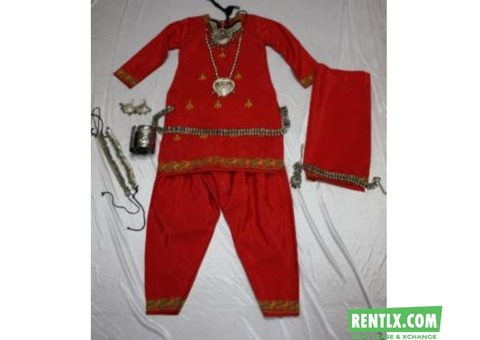 Costumes on Rent in Bangalore