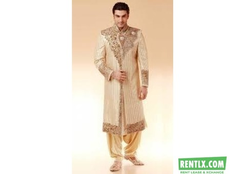 Sherwani on rent in Ludhiana