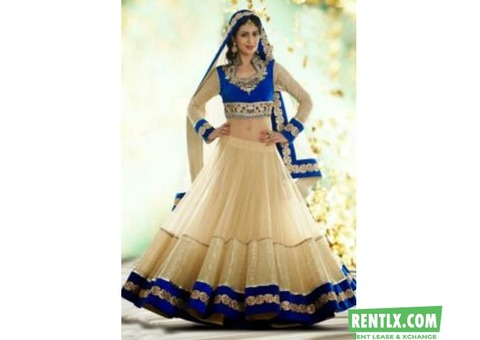 Party Wear Lehenga on Rent in Mumbai