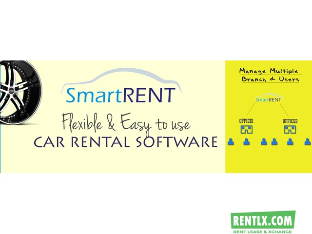 Software For Vehicle Rental Management System