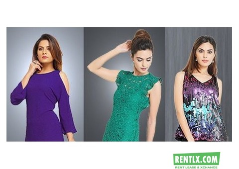 Designer Dresses On Rent In Delhi/NCR