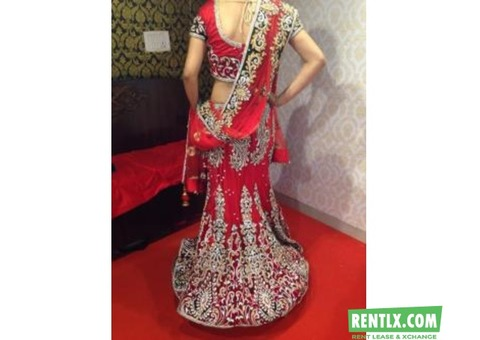 Bridal Wear on rent in New Delhi