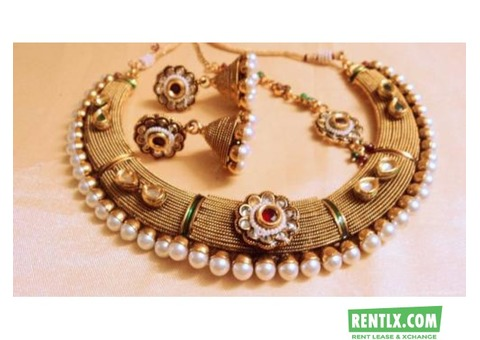 Bridal Jewelry on Rent in Mumbai