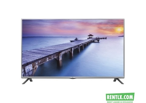 TV - 40 Inches LED on rent in Delhi NCR