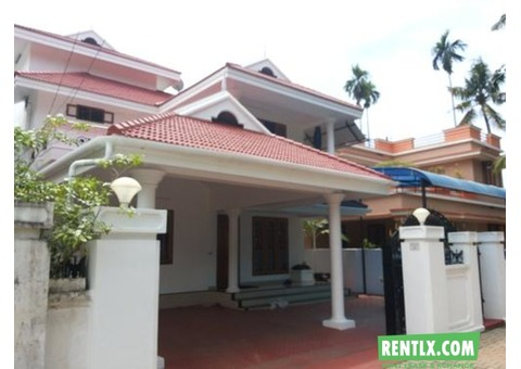 3 Bhk house for rent in Kakkanad