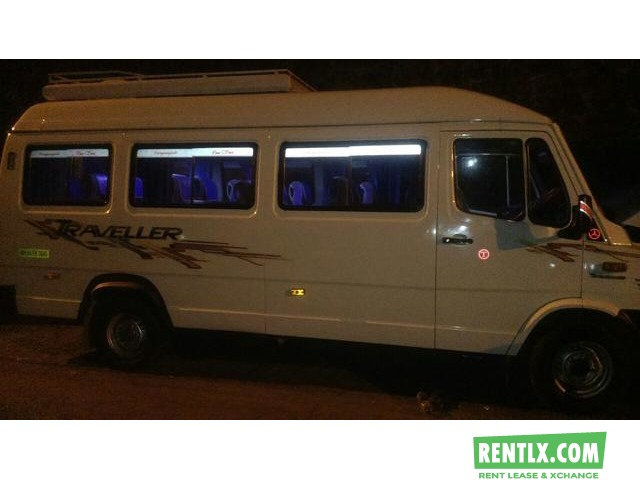 Tempo Traveller on Rent in Trimbhkeshwar