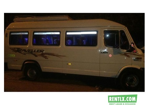 Tempo Traveller on Rent in Trimbhkeshwar
