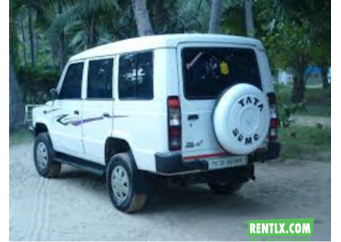 AMBASSADOR AND TATA SUMO ON RENT IN MADURAI