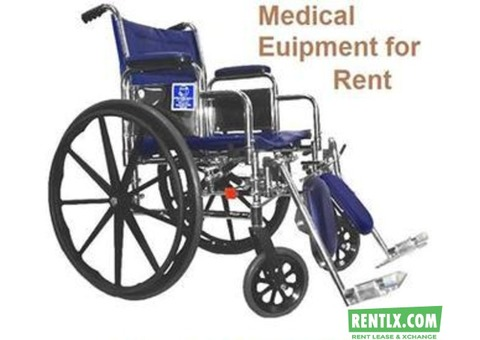 Medical Euipment for rent in Hyderabad