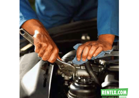 CAR REPAIR OR DENTING SERVICE IN KANPUR