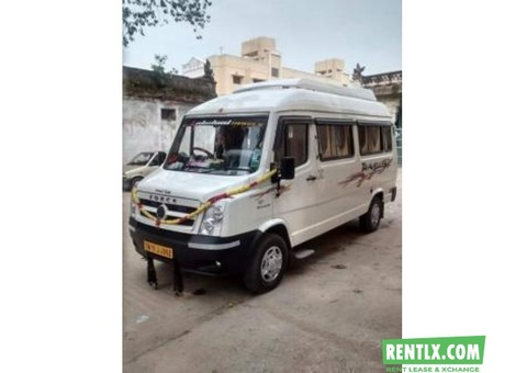Tempo Traveller on Rent in Chennai