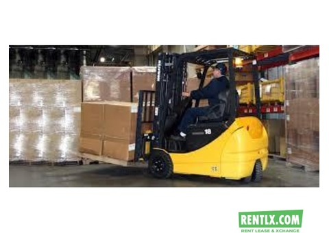 Forklift for rent in Coimbatore