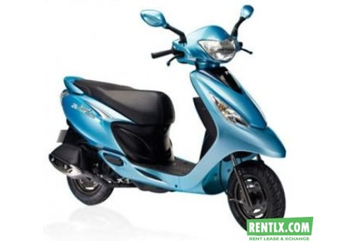 Scooty on Rent in Kolkatta