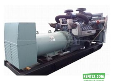 Genset on Rent in Indore