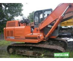 Tata Hitachi 110 Excavator for Rent in Chhatarpur