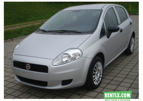 Fiat Punto car for rent in Bangalore